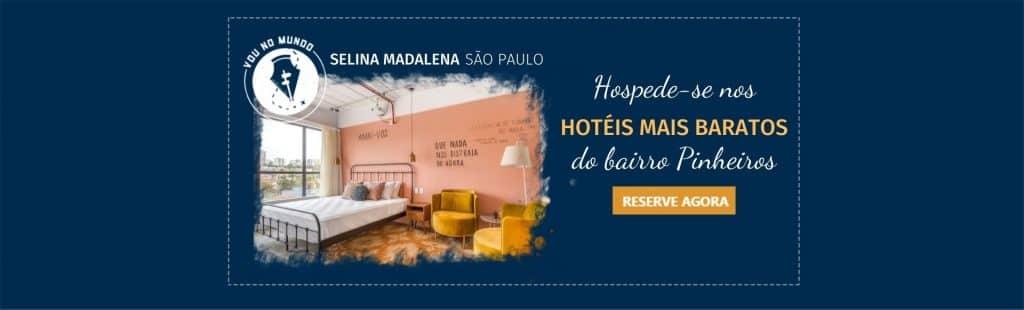 Selina Madalena em São Paulo