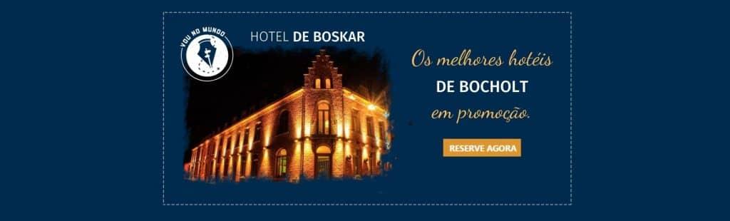 Hotel De Boskar em Bocholt