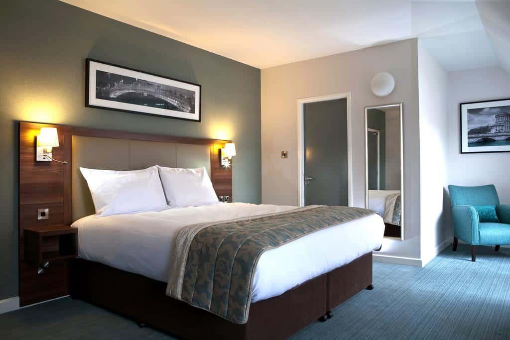 Hotel Jurys Inn Parnnel Street em Dublin.