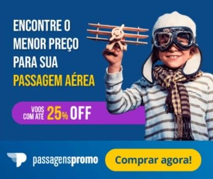 Passagens Promo é um site comparador de preços de passagens aéreas com descontos exclusivos.