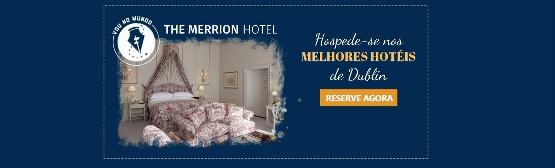The Merrion Hotel em Dublin