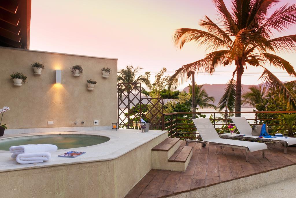 Abayomi Hotel em Ilhabela. Viagem para casal em São Paulo.