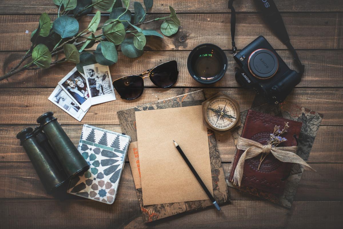Gadgets e acessórios para viagem