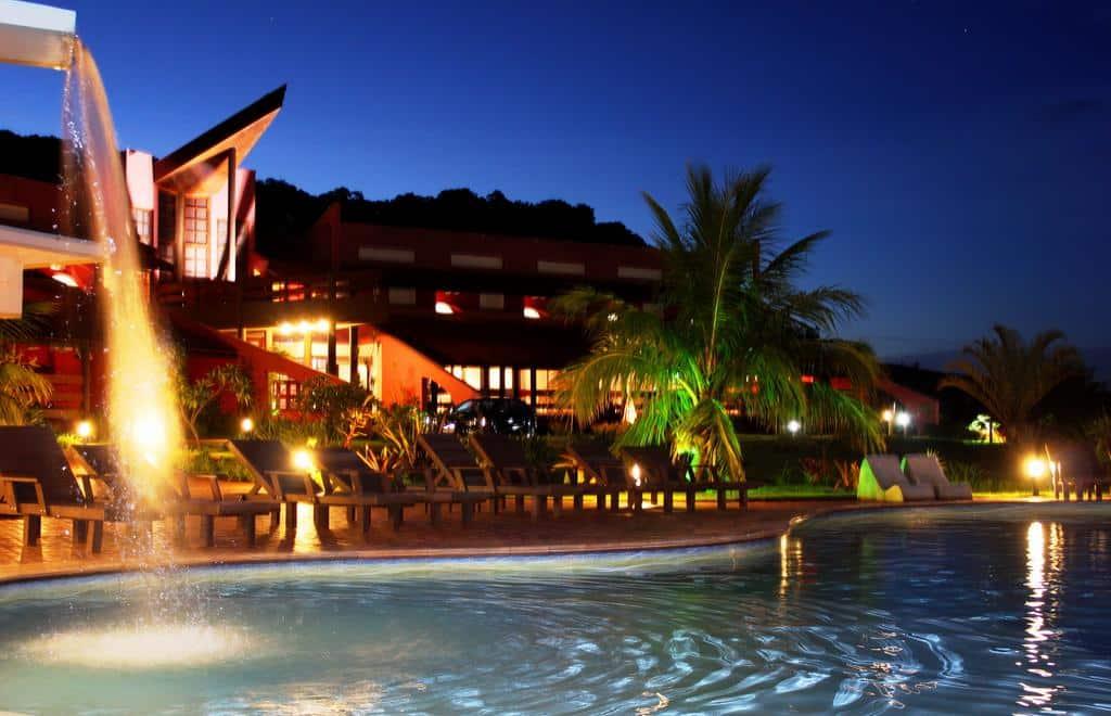 Hotel Boutique Frangipani em Brotas, SP.