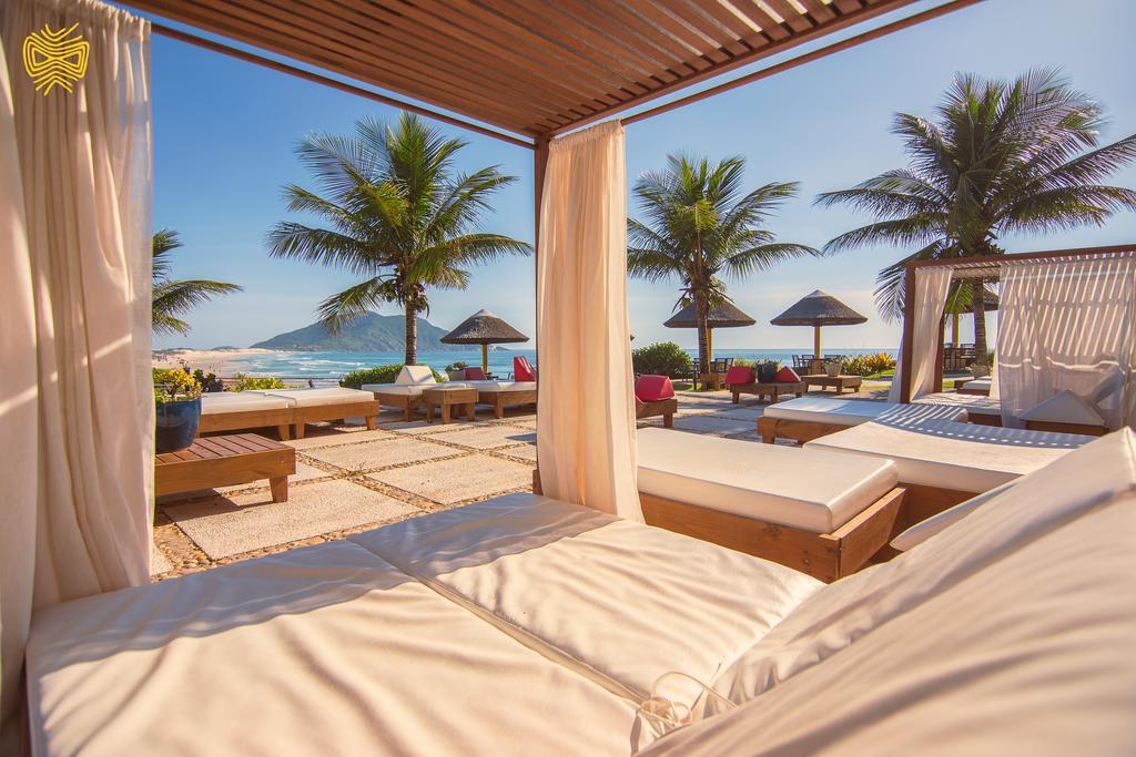 Piscina do Resort Costa do Santinho em Florianópolis, SC