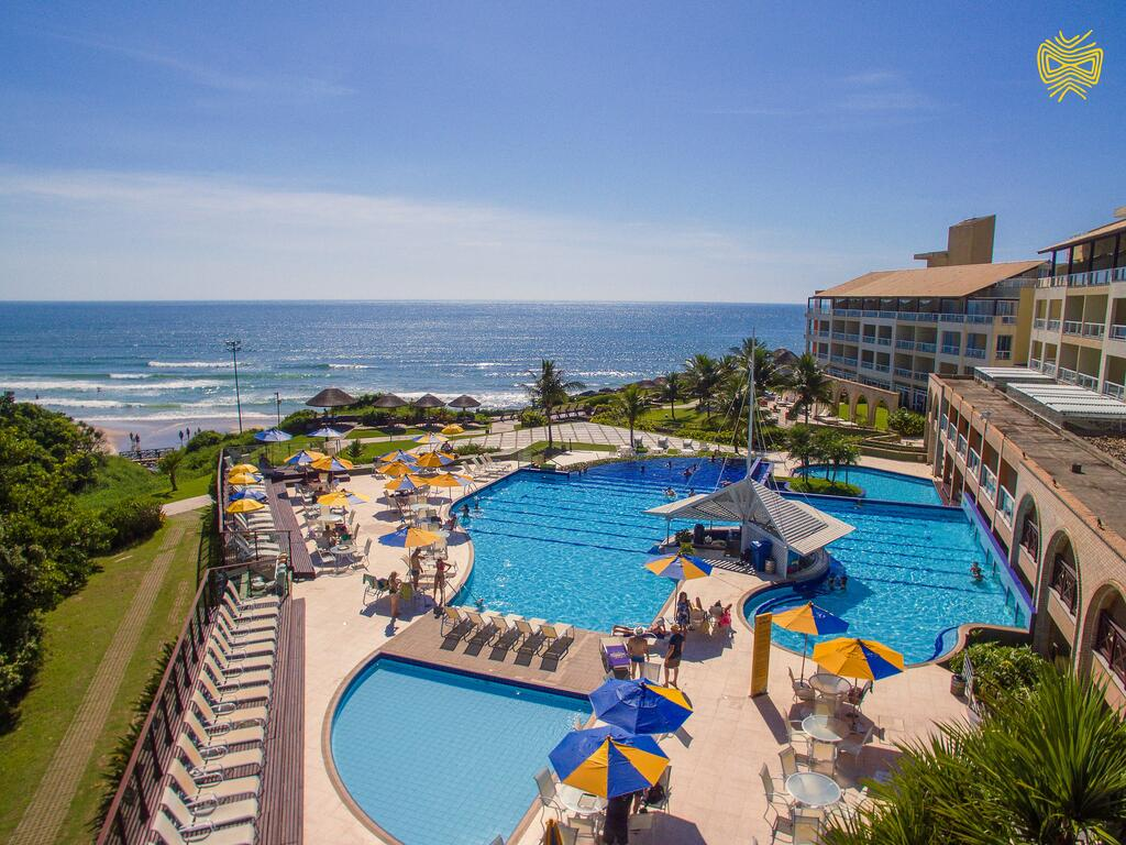 Resort Costão do Santinho em Florianópolis, SC.