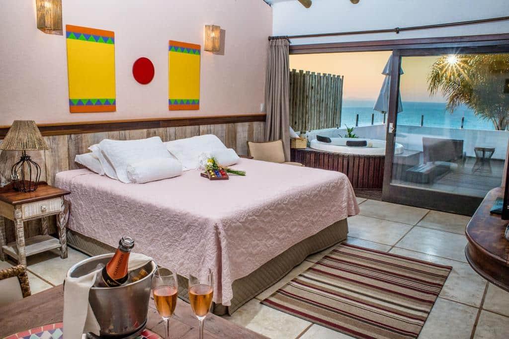 Resort Refúgio do Estaleiro em Porto Belo, SC