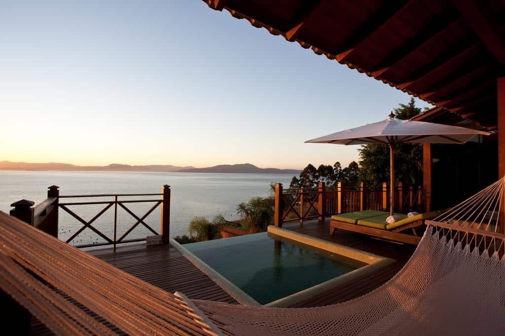 Pontal dos Ganchos Exclusive Resort em Governador Celso Ramos, SC