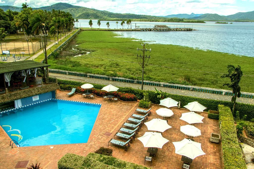 Camboa Capela Hotel, em Antonina, Paraná.