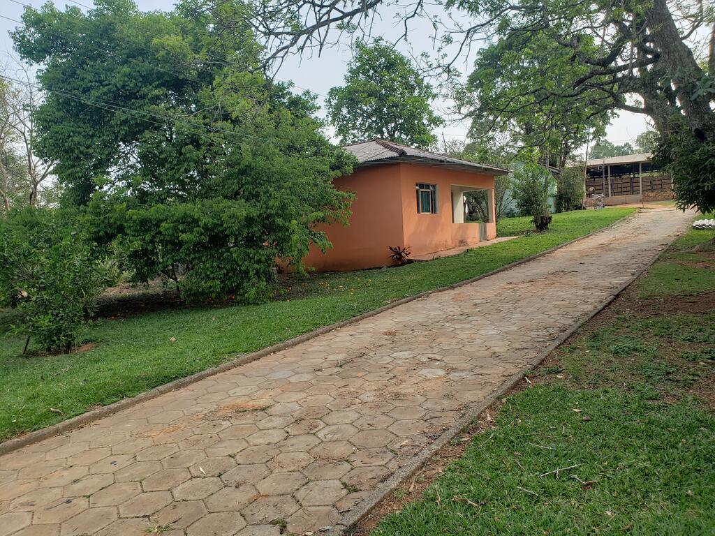 Estância Serrana em Sapopema, Paraná.
