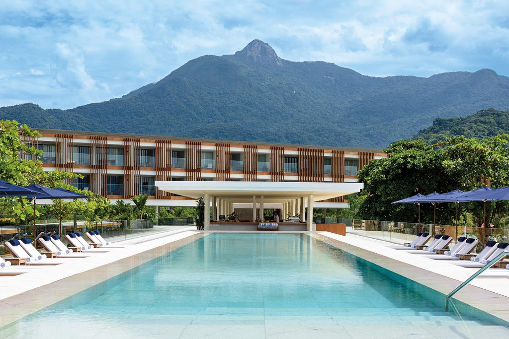 Hotel Fasano Angra do Reis, RJ.