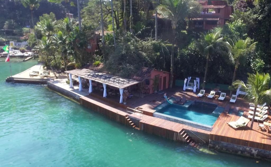 Pousada e Mergulho Jamanta, em Angra dos Reis, RJ.