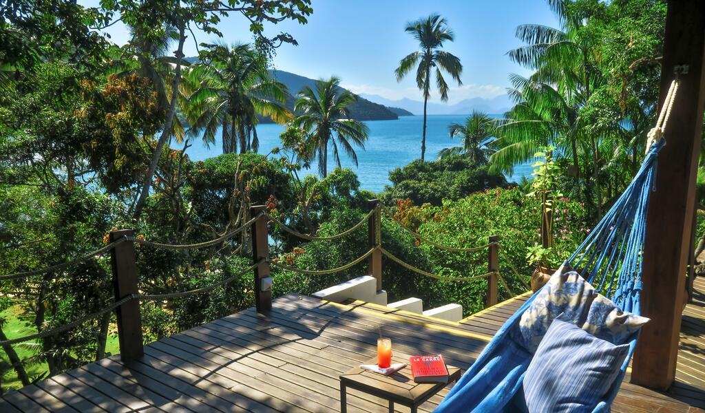 Pousada Atlantica Jungle Lodge, em Ilha Grande, Angra dos Reis, RJ.