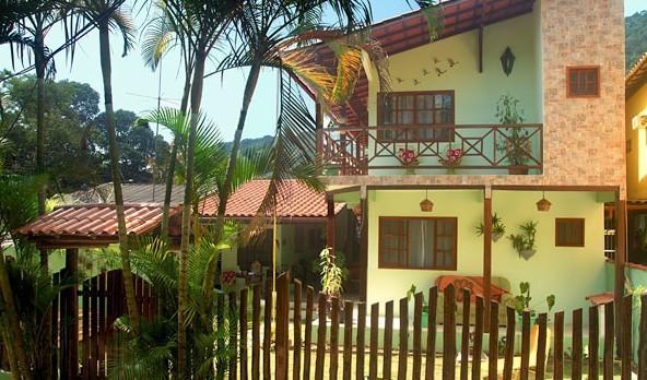 Pousada Horizonte dos Borbas em Ilha Grande, Angra dos Reis, RJ.