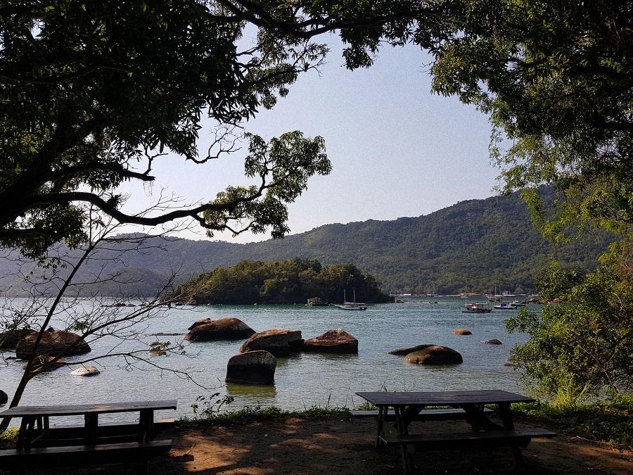 Ilha Grande, em Angra dos Reis, Rio de Janeiro