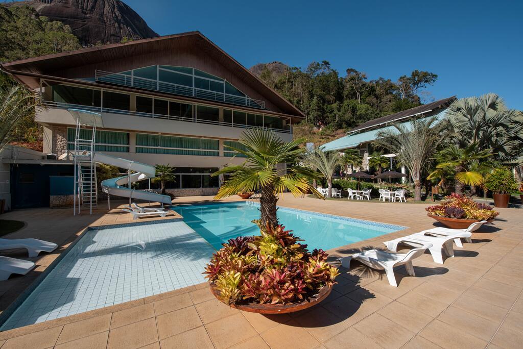 Hotel Vila Verde em Nova Friburgo, RJ.