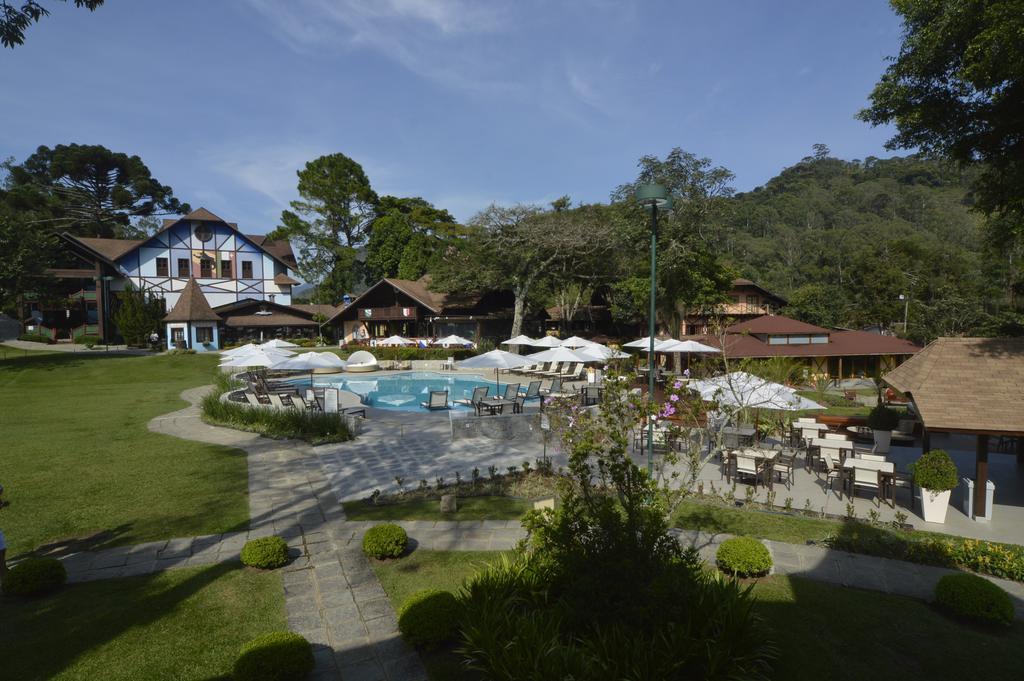 Hotel Fazenda Village Le Canton em Teresópolis, Rio de Janeiro