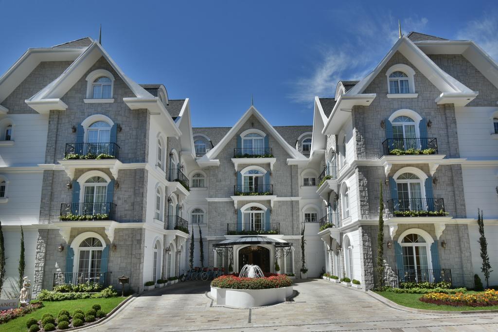 Hotel Colline de France em Gramado. Considerado melhor hotel do mundo.