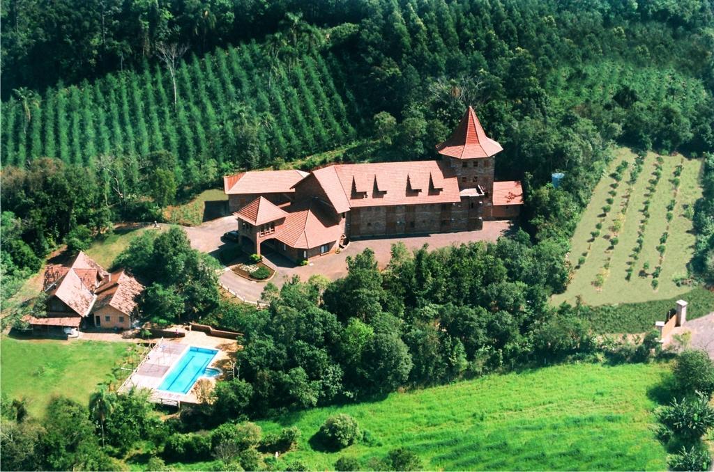Hotel Spazio em Ivoti, RS.