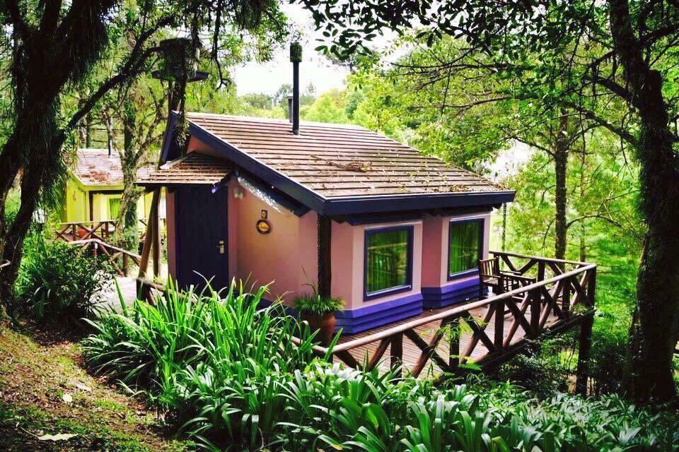 Viagem para casal no RS. Hotel Villa Flor Ecoresort em Nova Petrópolis.