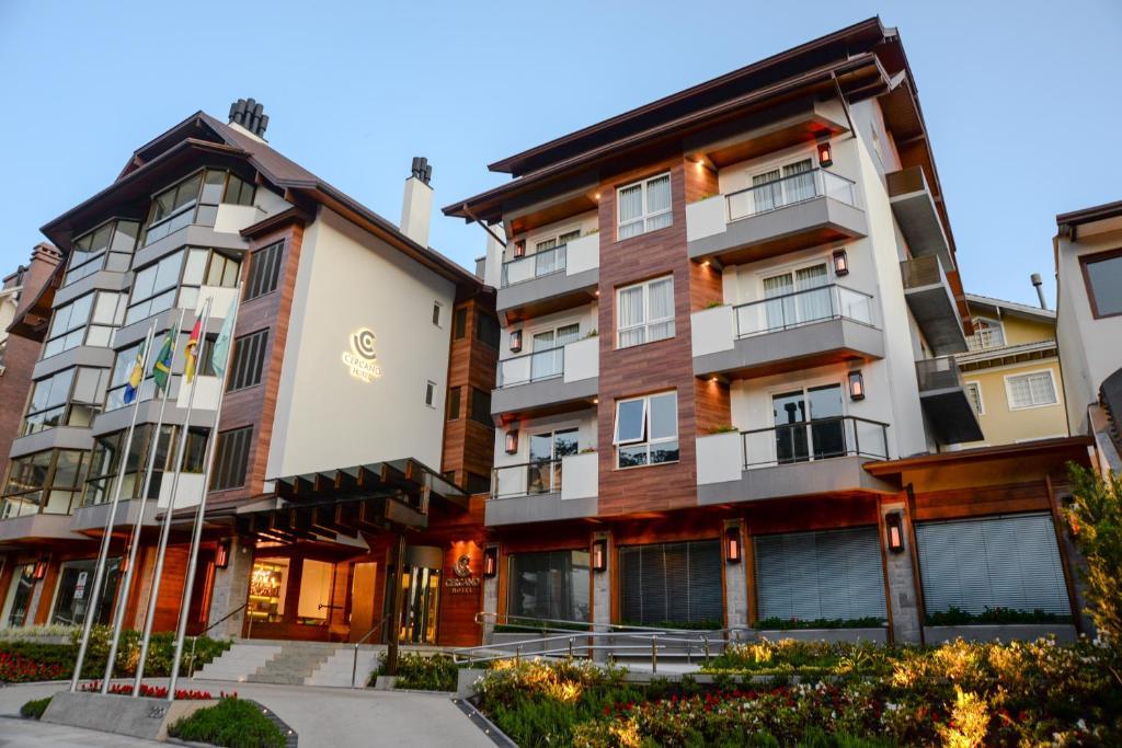 Hotel Cercano em Gramado