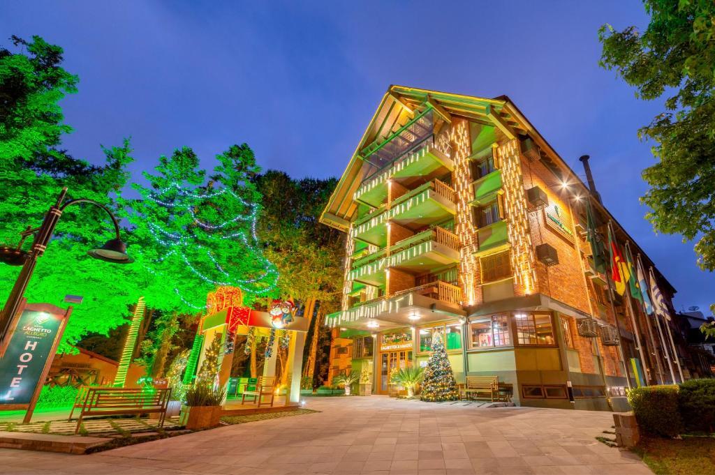 Hotel Laghettto Gramado