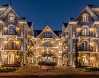 Hotel Colline de France