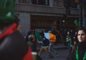 St. Patrick's Day em Dublin